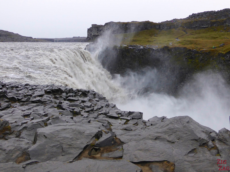 Dettifoss east bank, North Iceland, photo 4