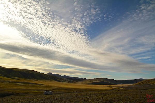 Central Highlands Iceland