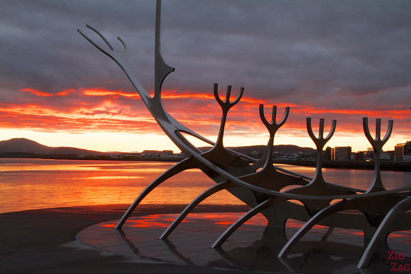 The Sun voyager, Reykjavik, Iceland Photo 3
