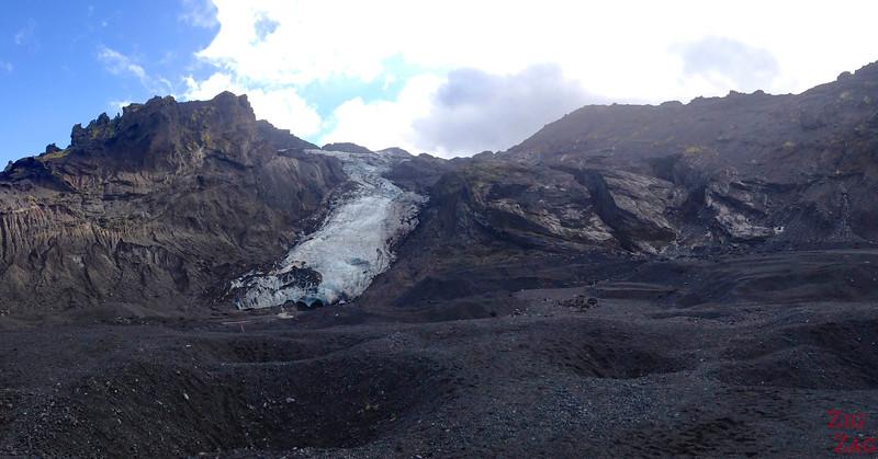 Eyjafjallajokull eruption evidence