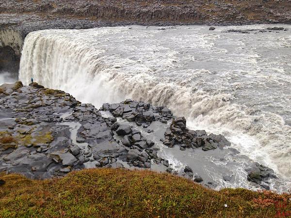 Chutes Dettifoss Islande 5