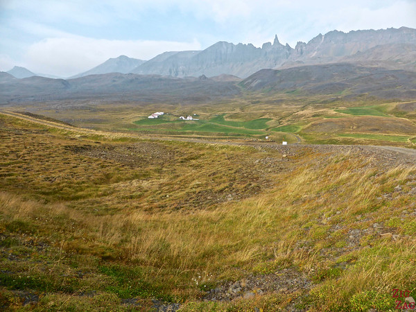 Oxnadalur valley, Iceland