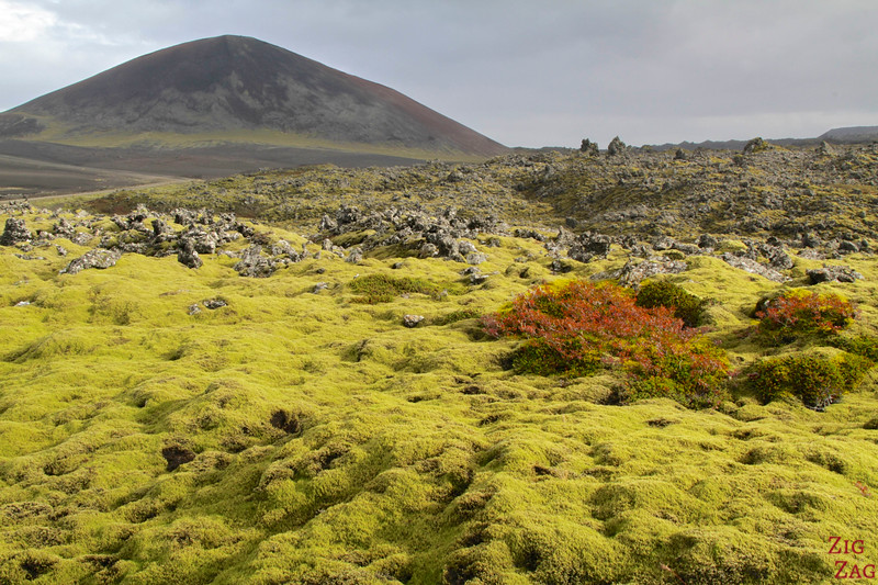 Berserkjahraun - My favorite Icelandic lava field - off the beaten path 2