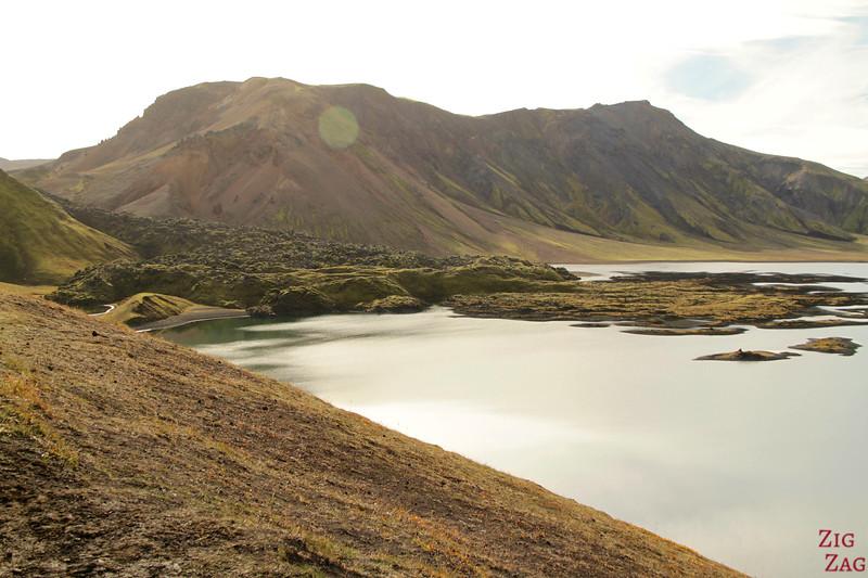 Lake Frostastadavatn along F208