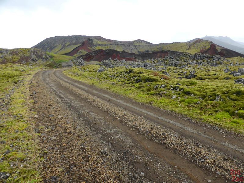 Route de Berserkjahraun