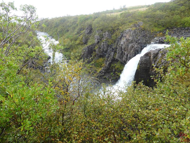 cascade Skaftafell HUndafoss