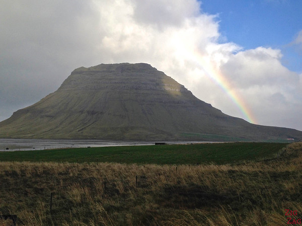 West side of Kirkjufell Iceland