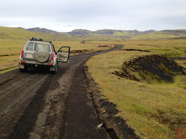 Stopping anywhere with a super jeep private tour with Discover Iceland