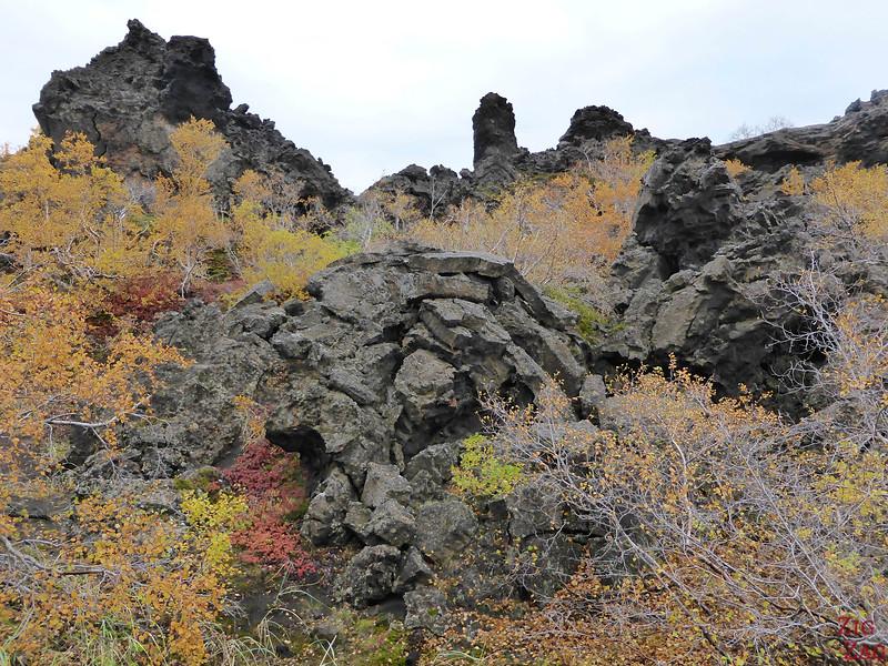 best Lava Fields in Iceland