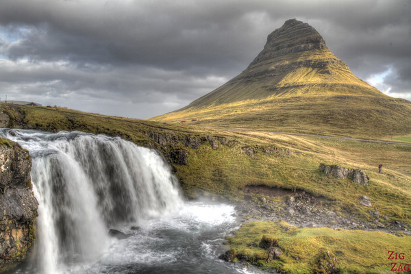 Best photo Iceland: Kirkjufell and its waterfall