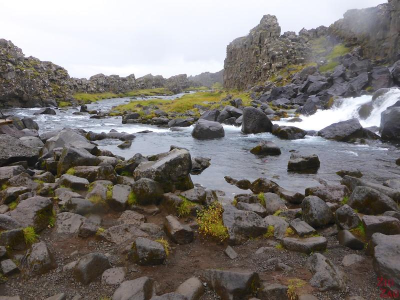 Canyon d'Almannagja