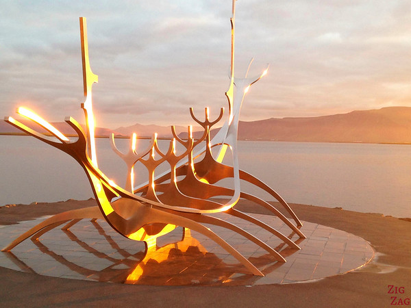 The Sun voyager, Reykjavik, Iceland Photo 1