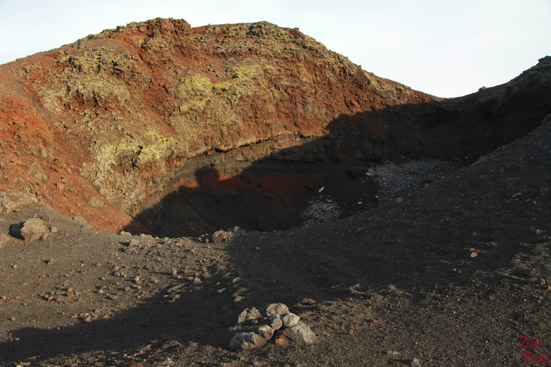 Crater Hekla