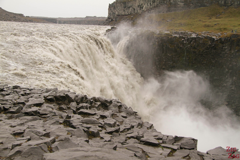 Dettifoss east bank, North Iceland, photo 3