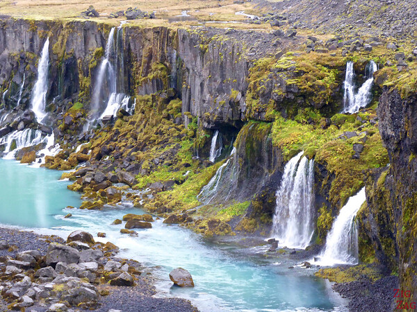 Sigoldugljufur canyon, Iceland Photo 3
