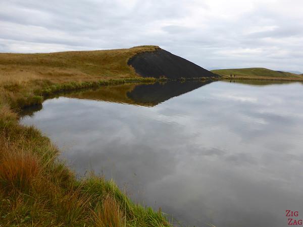 Lake Myvatn pseudo-craters, iIeland Photo 6