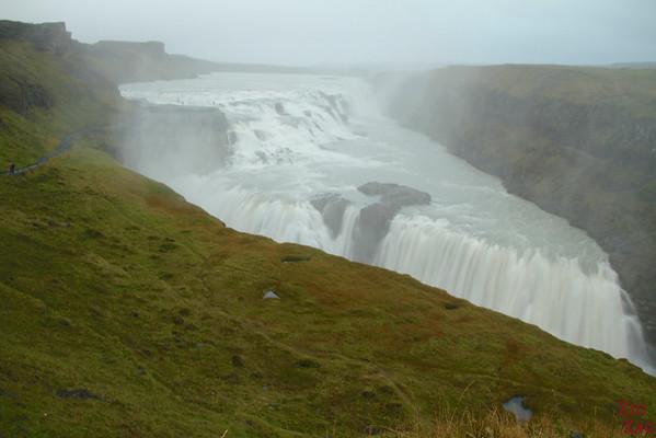 Gullfoss waterfall Iceland 1