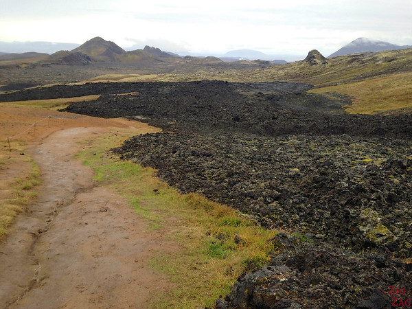 Walk to Leirhnjukur lava field, North Iceland Photo 3