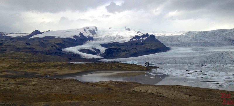 Glacier lagoon of Fjallsarlon in pictures 3