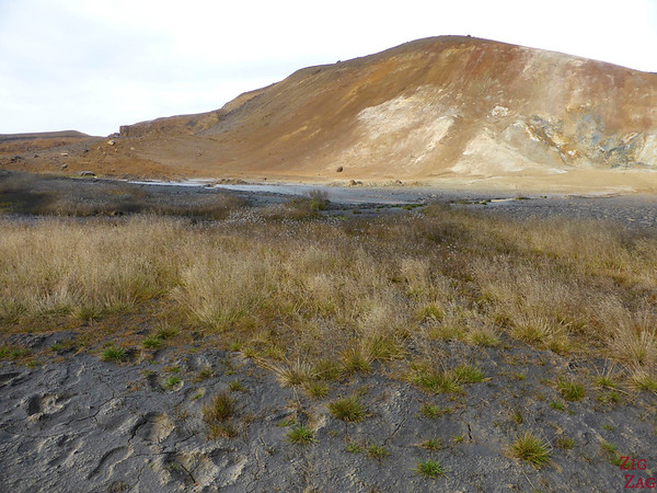 Walk to Leirhnjukur lava field, North Iceland Photo 2