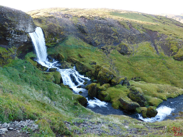 waterfall Iceland 3