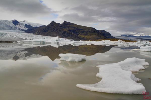 Die Eisberge von Fjallsárlón 2