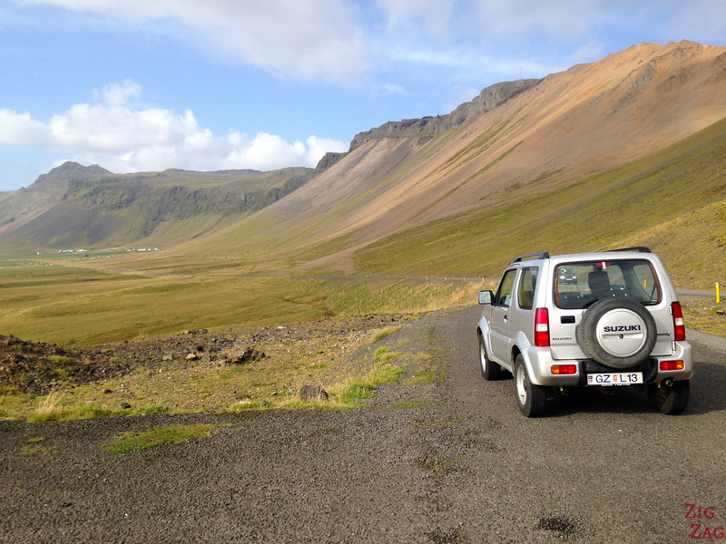 HOW TO TRAVEL AROUND ICELAND - self drive