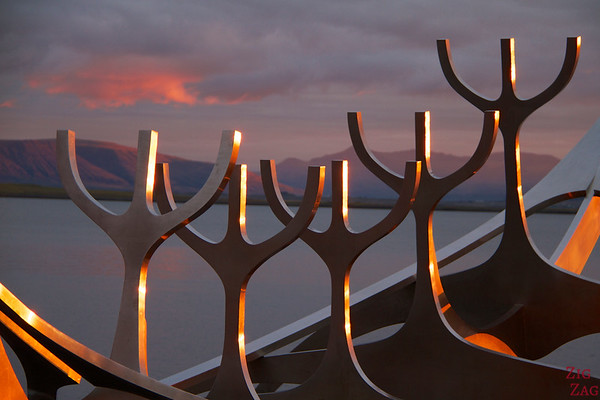 The Sun voyager, Reykjavik, Iceland Photo 2