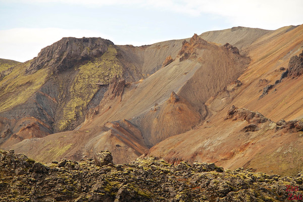 Landmannalaugar Iceland photo -