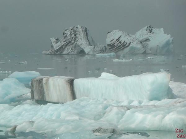 Icebergs au Lagon de Jokulsarlon Islande 4