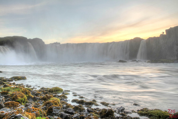 North Iceland Attractions - Godafoss