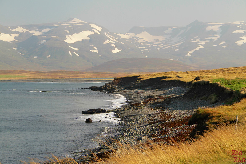 Péninsule de Trollaskagi Côte Ouest Photo 1
