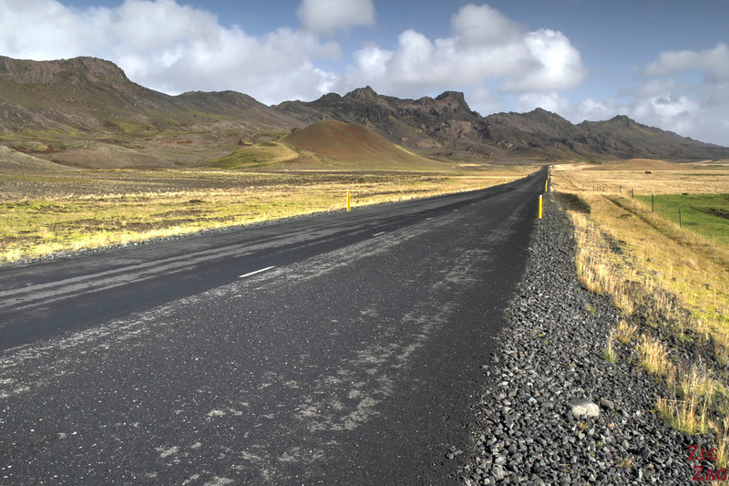 Iceland road conditions