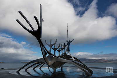 Sólfar, Reykjavík
