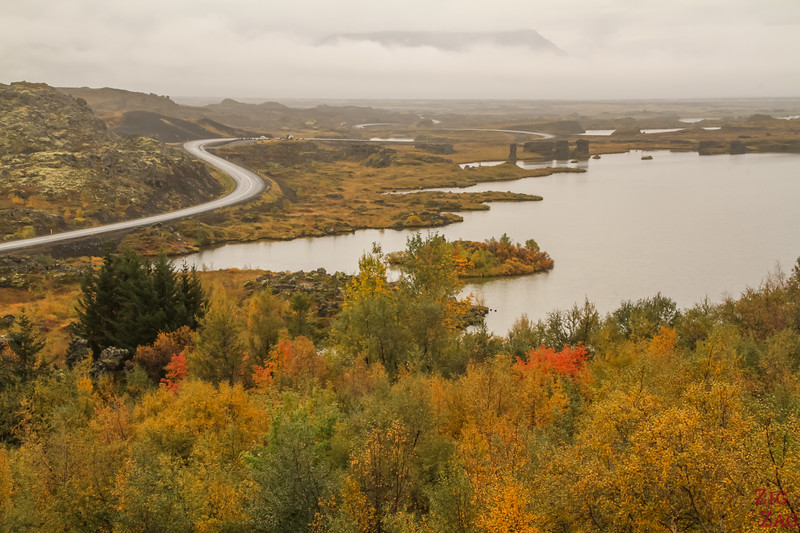 lac Myvatn Hofdi Islande 1