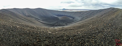 one week in Iceland itinerary - Hverfjall