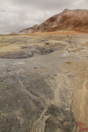 Hverir Islande photo 3