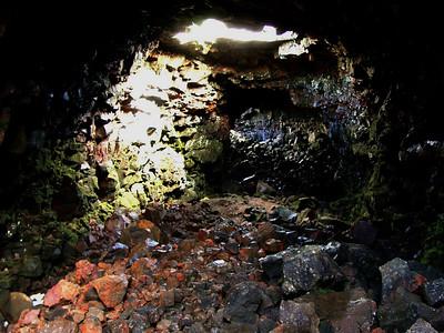 Cave Raufarhólshellir