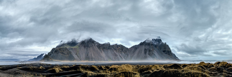 The Vestrahorn Headlands