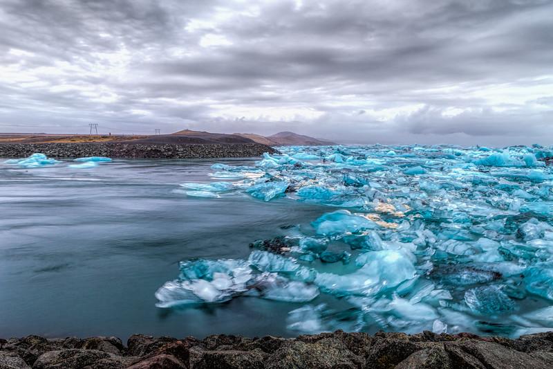Iceberg Jam