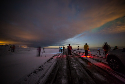 In Search of Aurora
