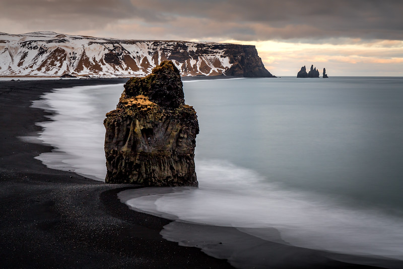 Reynisfjara Afternoon