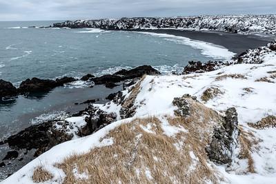 Contrasty Shoreline