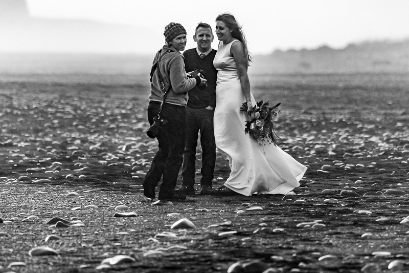 Icelandic Wedding Photography