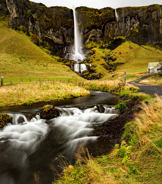Foss a Sidu Waterfall