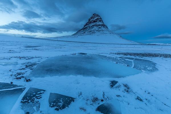 Iceland Mountains & Rocks