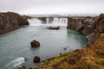 Goðafoss Waterfall - Iceland's Waterfall of the Gods