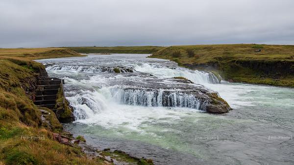 Ægissíõufoss Waterfall, Southern Region, Iceland
