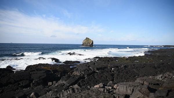 Valahnúkamöl Cliffs of Reykjanes Peninsula, Iceland