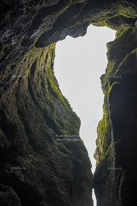 Rauðfeldsgjá Gorge on Snæfellsnes Peninsula in Iceland's Western Region